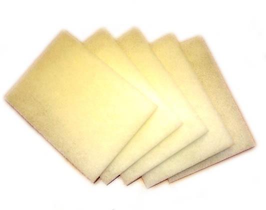 Handpad, weiß