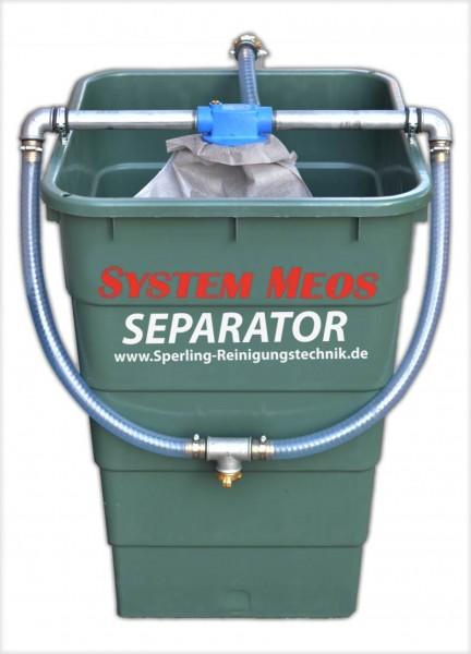 MEOS Separator 300-1 Abwasserfilteranlage