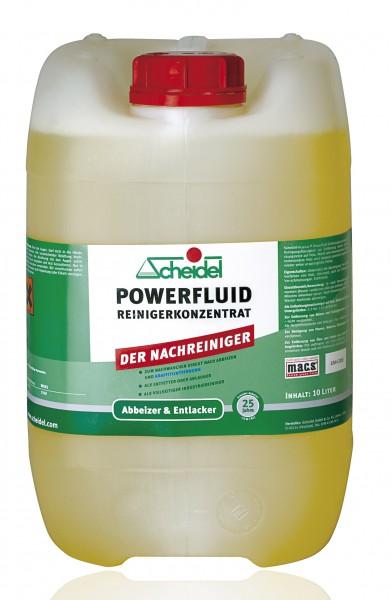 Powerfluid Entlackungsnachreiniger