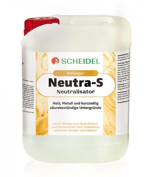 Scheidel Neutra-S im 5 l Gebinde