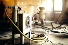Luftnachkühler mit Wasserabscheider (Abbildung ähnlich)