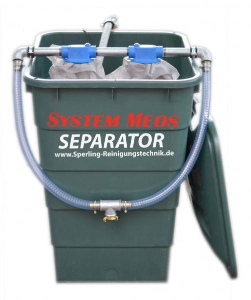 MEOS Separator Doppelfilter
