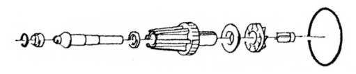 Reparatursatz Turbokiller
