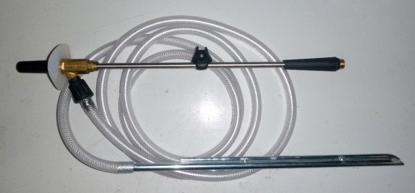 Sandstrahlinjektor II (Restbestände)